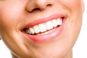 Healthy dental smile